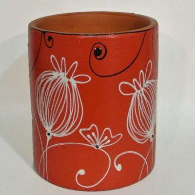 Suport cilindric pentru pixuri