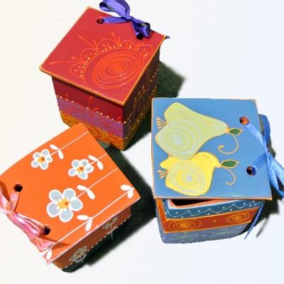 Cutii ceramică personalizate