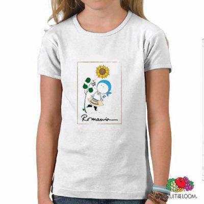 """Tricou """" Floarea soarelui"""""""