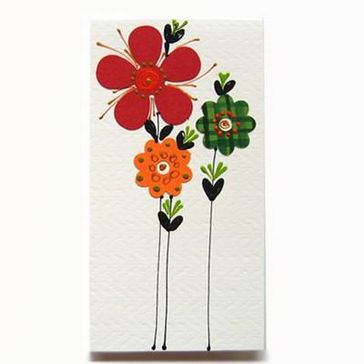 Felicitare cu flori